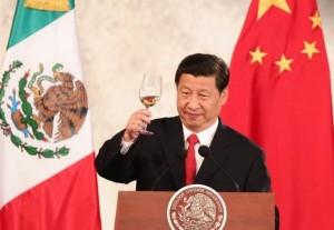 Xi Jinping en México